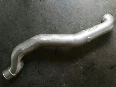 Cummins ISZ Turbo Inlet pipe 4839166