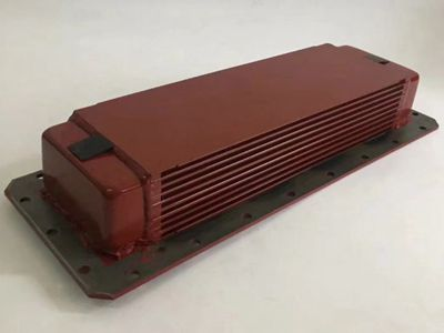 3638360 | Cummins oil cooler core | KTA50